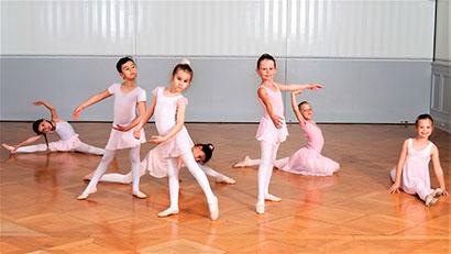 Ballettschule Wädenswil - Aufführungen