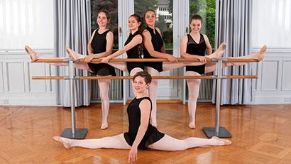 Ballettschule Wädenswil - Impressionen