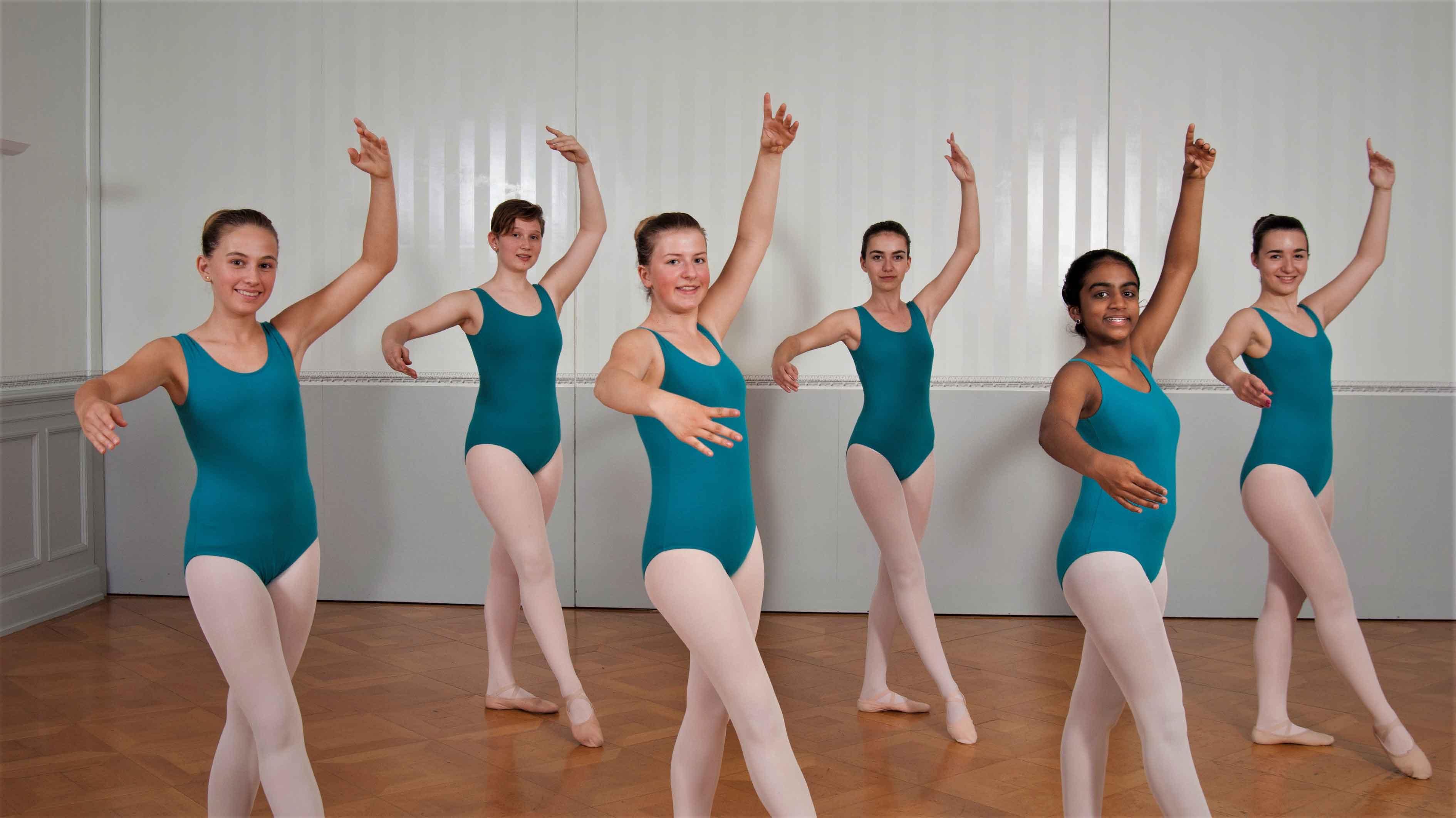 Ballettschule Wädenswil - Ballett für Kinder und Jugendliche