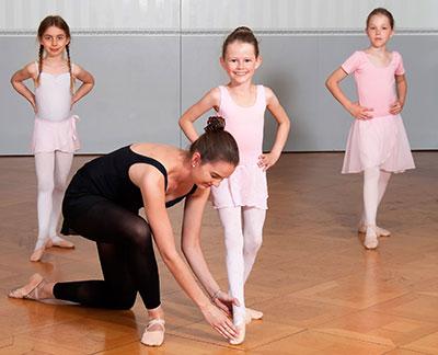 Ballettschule Wädenswil - Kursangebot