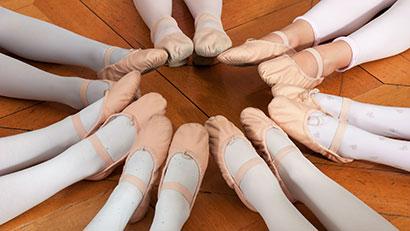 Ballettschule Wädenswil - Stundenplan